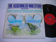 The Assembled Multitude Self Titled 1970 Stereo Import LP VG++