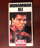 Sports Illustrated Video Muhammad Ali Vhs