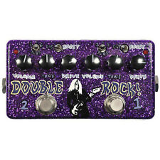 Zvex Double Rock Hand Painted Distortion Effect Pedal - NEW