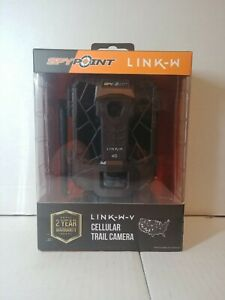 SpyPoint Link-W-V 4G Cellular Trail Camera 10 MP **FREE SHIPPING**