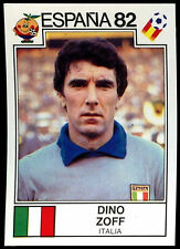 Espana 82 Dino Zoff (Italia) #127 World Cup Story Panini Sticker (C350)
