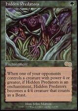 4X Hidden Predators - LP - Urza's Saga MTG Magic Cards Green Rare