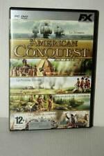 AMERICAN CONQUEST EDIZIONE ORO GIOCO USATO PC DVD VERSIONE ITALIANA GD1 47320
