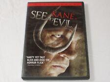 See No Evil DVD 2006 Horror Rated R Kane Craig Horner Tiffany & Co LAMB Penny Mc