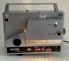 Bauer T16 Sound Filmprojektor Super 8 Magnettonprojektor