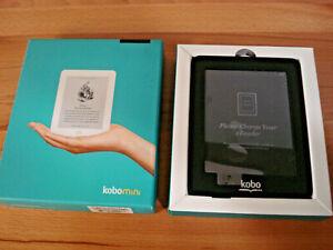 NEW in Box Kobo Mini Black eReader 2GB Wi-Fi 5in Tablet portable ebook reader