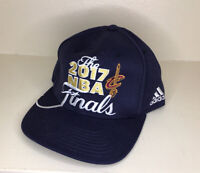Cleveland Cavaliers Adidas 2017 NBA Finals Locker Snapback Cap Hat Cavs Lebron