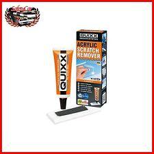 Quixx-Xerapol - Rimuovi Graffi Per Superfici In Acrilico - Parabrezza Moto