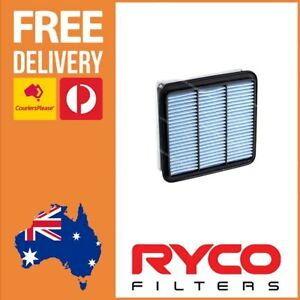 Ryco Air Filter for Mitsubishi Pajero 3.2L NS, NT T/D (4M41) - A1512