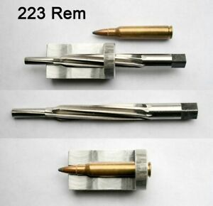 Chamber REAMER 243 made of high quality steel steel R6M5