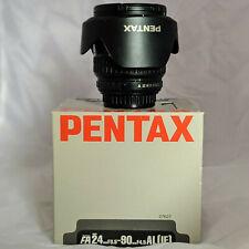 SMC Pentax FA 24-90mm f/3.5-4.5 AL [IF]