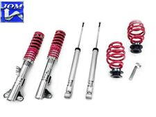 JOM  Redline Height Ajustable Coilover kit for BMW E36 4/6 cyl. 6.92-00