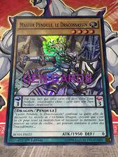 Carte Yu Gi Oh MASTER PENDULE, LE DRACOSSASSIN BOSH-FR023