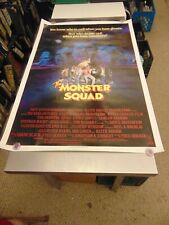 THE MONSTER SQUAD 1987 DUNCAN REGEHR MOVIE POSTER N6599