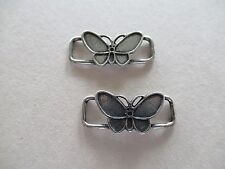 Shoe Clip - Get 2 - Animal Butterfly Insect - 1 Pair - Kids Jewelry New