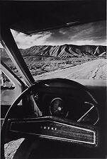 Jeanloup Sieff Photo Heliogravure Vallée de la Mort 1977 Death Valley Dodge B&W