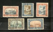 BRITISH   GUIANA   VICTORIA    1897   SELECTION