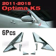 Chrome Mirror Bracket Molding Garnish B426 for KIA 2011-2015 Optima / K5