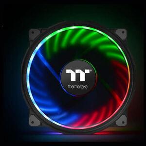 Thermaltake Riing Plus 20 200mm RGB Fan (No Controller), CL-F070-PL20SW-A