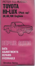 Toyota Hi-Lux (Pickup) Repair Guide by Peter R.D. Russek (Glovebox Series) 1975