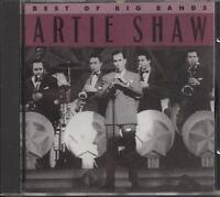 Artie Shaw - Best Of Big Bands (CD Album)