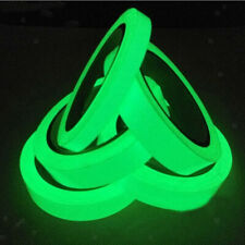 5x Glow in The Dark Fluorescent Tape Luminous Tape Stage Fishing Rod Decor