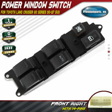 Power Master Window Switch Front Right for Toyota Land Cruiser 80 8482035020