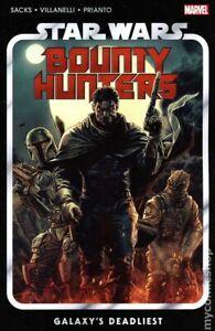 Star Wars Bounty Hunters TPB #1-1ST NM 2020 Stock Image