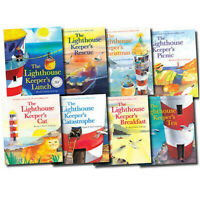 Lighthouse Keeper's series Ronda & David Armitage Collection 8 books pack set