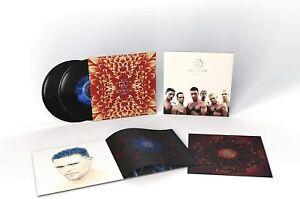 Rammstein - Herzeleid - Limited Edition 2 x 180 Gram Splatter Vinyl LP *NEW*