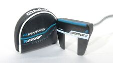 """Mint! PING SIGMA 2 TYNE (STEALTH BLACK) PUTTER 32""""-36"""" w/ HEADCOVER (276270)"""
