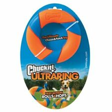 Chuckit Ultra Ring Durable & Lightweight with Aerodynamic Properties -