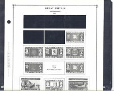 GUERNSEY...Scott International Pgs...1969-83...16 Pgs in excellent condition