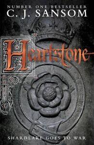Heartstone (The Shardlake Series),C. J. Sansom- 9780230744158