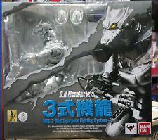 Bandai S.H.Monsterarts MFS-3 Type 3 Kiryu Mechagodzilla action figure
