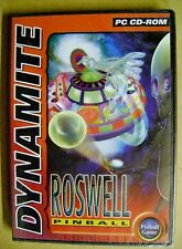 Jeux CD PC Roswell Pinball Game Dynamite /J19