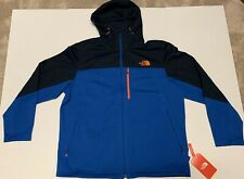 North Face Apex Hybrid Canyonwall Jacket Hoodie Softshell Hooded Mens XL NWT