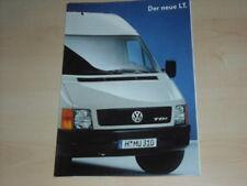 51230) VW LT Prospekt 04/1996