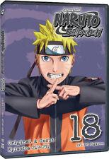 Naruto Shippuden Uncut Set 18 [New DVD] Full Frame, Subtitled, 2 Pack