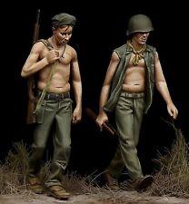 TB-35106 US Marine Corps soldiers WW II 1/35 resin kit - The Bodi