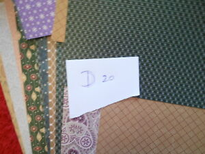 A3 double sided card - mixed (d) 20 pieces