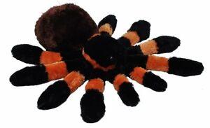 "Wild Republic Cuddlekins Tarantula 12"" Soft Plush Toy"