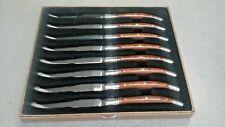 LAGUIOLE STEAK KNIVES SET OF 8