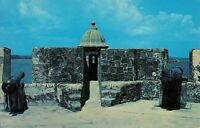 Postcard Fort El Morro San Juan Puerto Rico