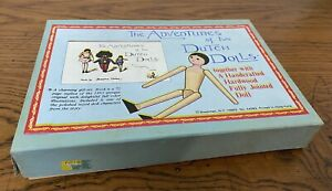 Vintage The Adventures Of Two Dutch Dolls Gift Set From 1968