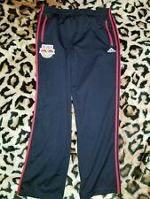 Adidas New York Red Bulls Pants Men`s Size  XL