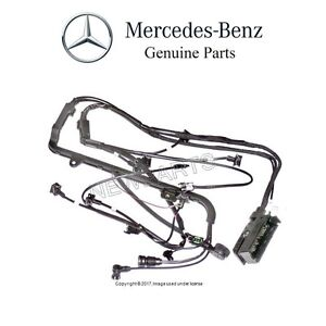 For Mercedes W140 500SL R129 Engine Cable Wiring Harness Fuel Injection System