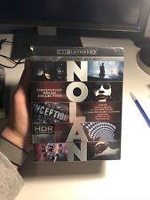 NEW CHRISTOPHER NOLAN 4K COLLECTION 21 DISC (4K ULTRA HD + BLU RAY) Dark Knight