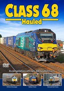 Class 68 Hauled (Railway DVD)
