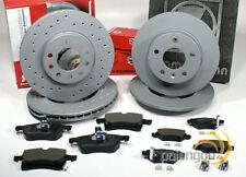 Opel Astra G - Zimmermann Bremsen Bremsklötze für vorne hinten